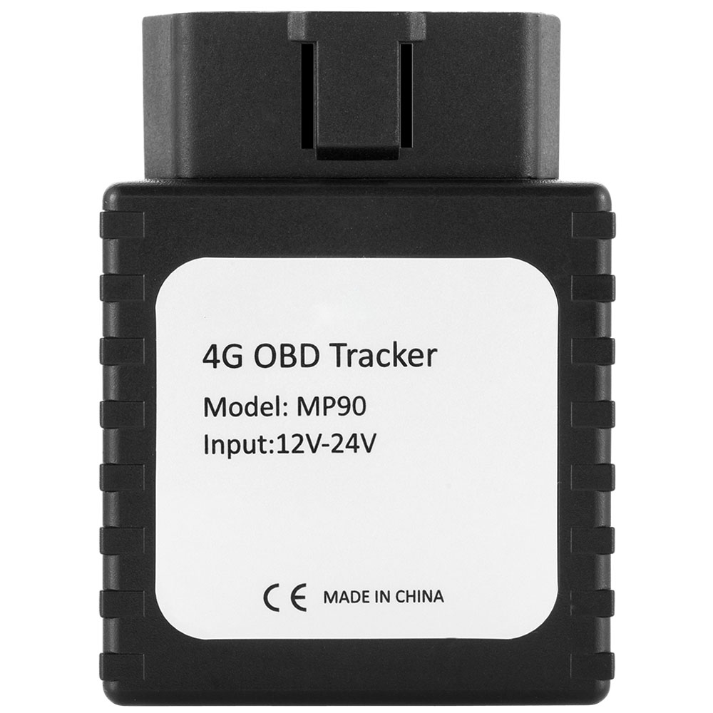 Cheap U-blox 7 Chip GPS/LBS MP90 with Forever Free Tracking Platform and Mobile APP Car 4G OBD GPS Tracker