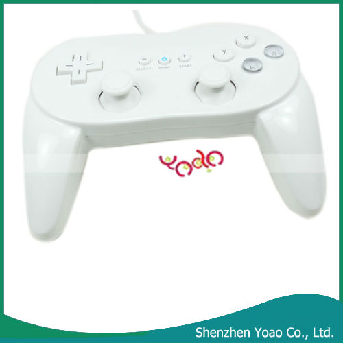 2nd Classic Controller for Wii Remote White