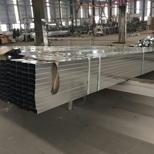 pre-Galvanized Welded Rectangular / Square Steel Pipe/Tube/Hollow Section/SHS / RHS