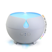 Art naturals aromatherapy essential oil diffuser set Electric ultrasonic diffuser cool Mist humidifier 600ml for big room