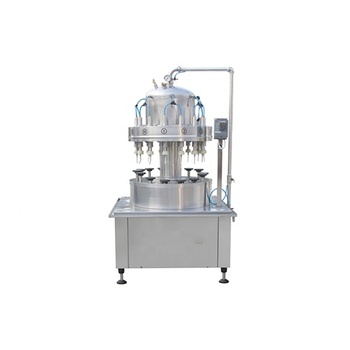 Glass Bottle Wine Filling Machine Chinese Supplier manual cbd oil filling machine