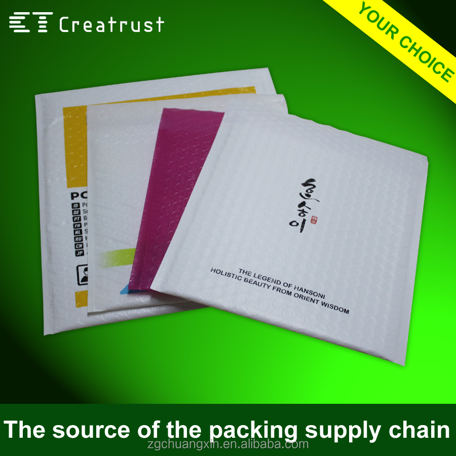 Custom Packaging Printing Poly Mailer Wholesale