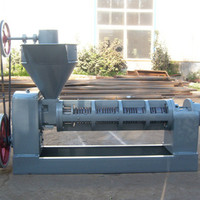 Seeds and Sesame Oil Mill Machine 6YL-105-3 (4.5-5.5T/D)