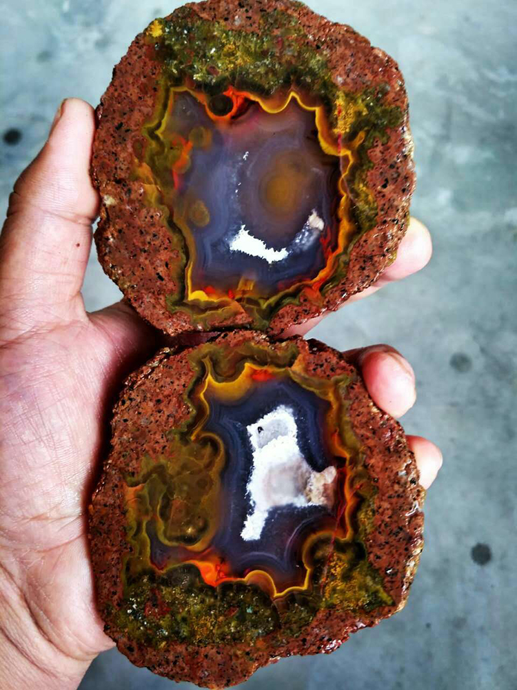 Shapi Agate from China