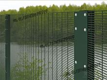 Anti Climb High 358 security fence for sale/ Prison Fencing/ Electric fence for prison, anti climb fence