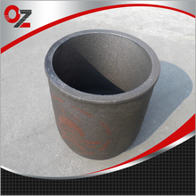 hot sale graphite smelting copper crucible
