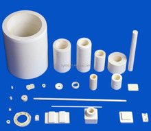 high quality alumina ceramic 95% Al2o3 ceramic tube plate