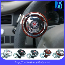 Car universal power steering wheel spinner knob handle clamp booster ball