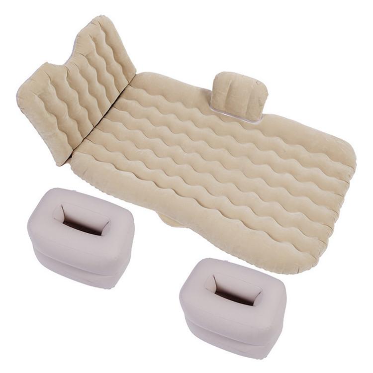 Hybrid Flocking Air Car Bed Mattress Inflatable Car Bed Mattress - Jozy Mattress | Jozy.net