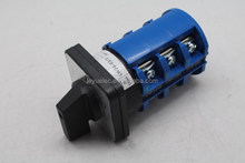 China golden supplier hot selling LW26 rotary switch 10A 20A 25A 32A 63A 125A 3Position cam / changeover switch