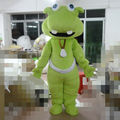 HOLA hippo mascot costume/custom mascot for sale