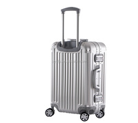 New design aluminum suitcase trolley Travel Bag Travel Suitcase On Wheel