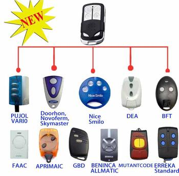Multi Brands Rolling Code Remote Control 433.92mhz