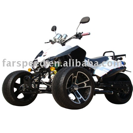 250cc three wheel ATV