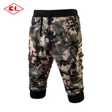 Kaifeng factory high quality 100% cotton wholesale pants mens 3/4 classic cargo shorts/OEM mens cargo shorte with side pocket
