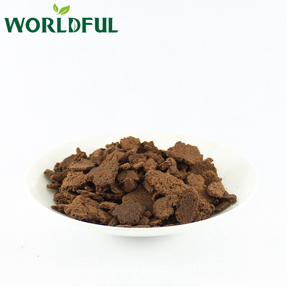 Widely Applied in Agriculture and Aquaculture Organic Fertilizer Black Tea Seed Cake