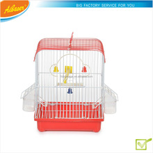 A1102 small square bird cage for sale cheap