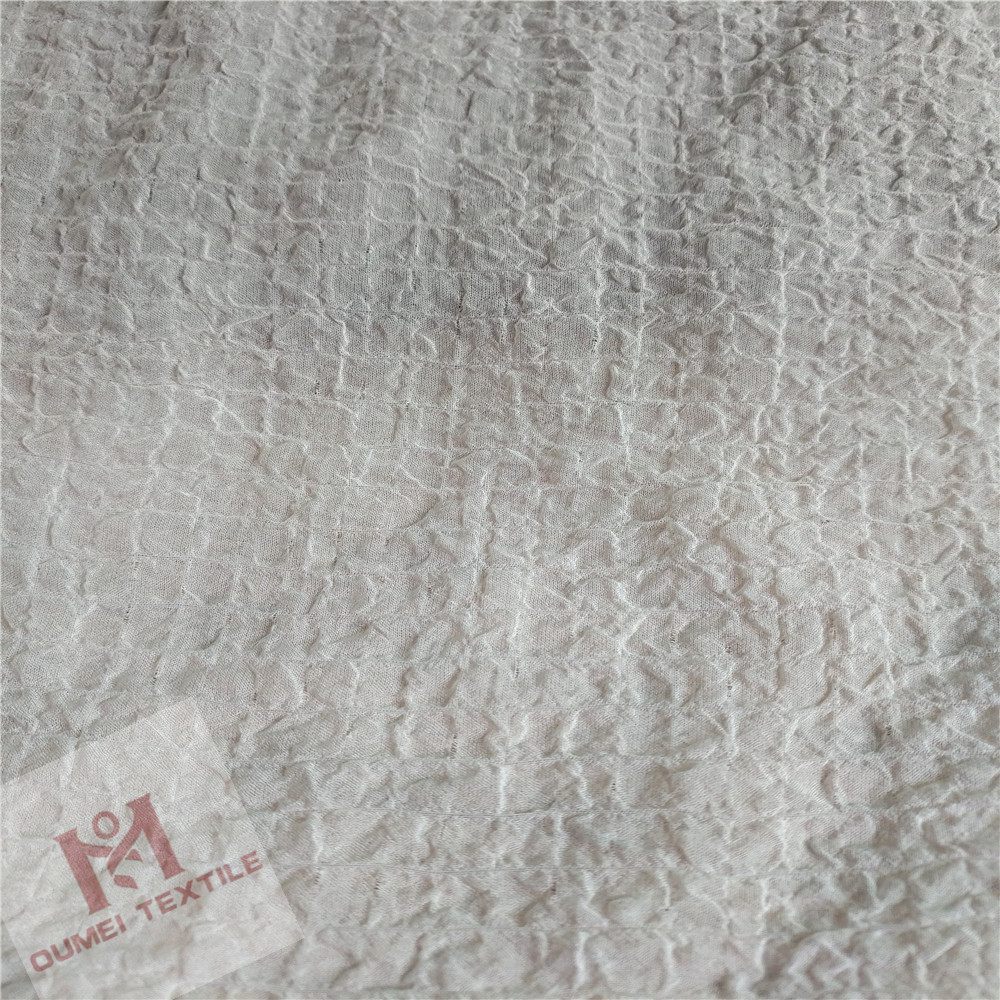 2017 newest desgin 100 polyester woven crinkle chiffon fabric for clothing,garment,wedding,dress