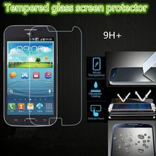 9H hardness tempered glass screen protector for Blu Advance 4.0 A270A