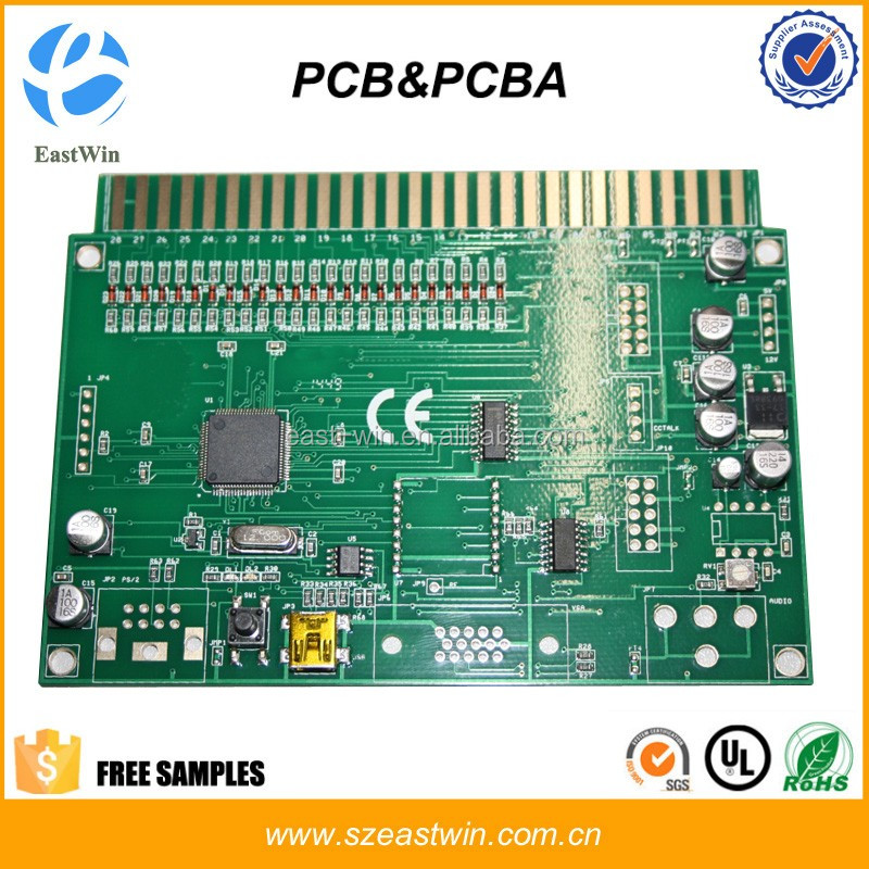 Customized Electronic Pcba Board/ Integrated Circuit Board Pcba PCB Assembly