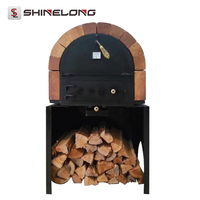K123 Commercial Eco-friendly Wood Fire Pizza Oven