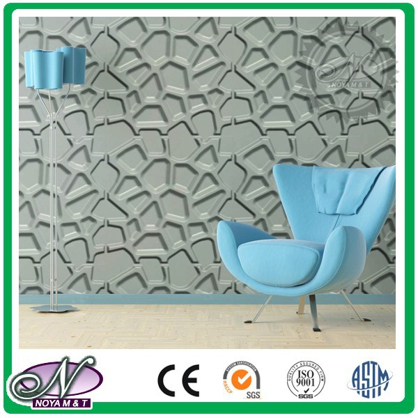 Soundproof three-dimensional pure color wallpaper 3d for photo wall