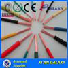 450V/750V 6491X Electric Factory Price Single core PVC Flexible H05V-U H07V-U 2.5mm 2.5mm2 cable