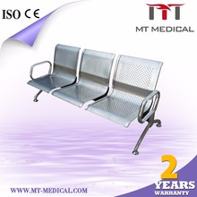 ADEF C-4 Used 3 Seater Hospital Waiting Chair, Hospital Furniture