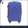 professional colorful abs+pc spinner wheel travelmate trolley luggage sets&bags