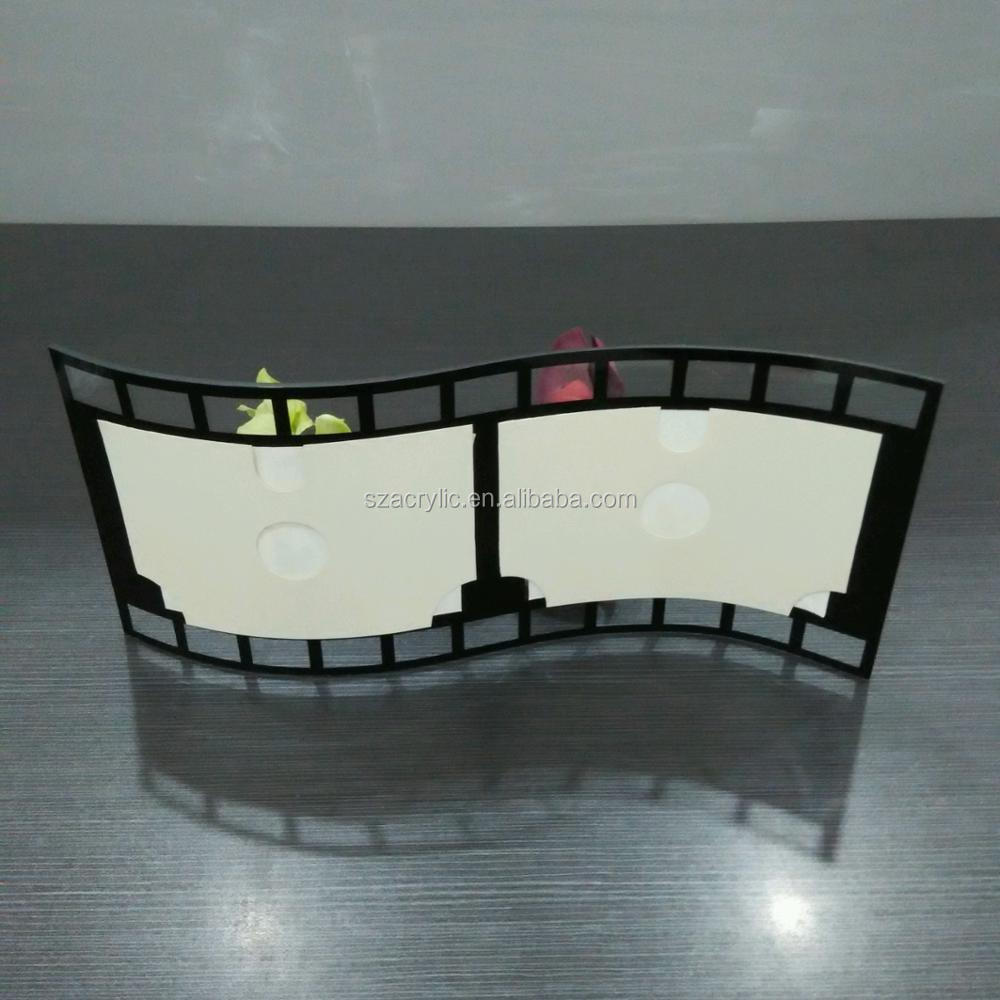 Creative acrylic photo frame photo display