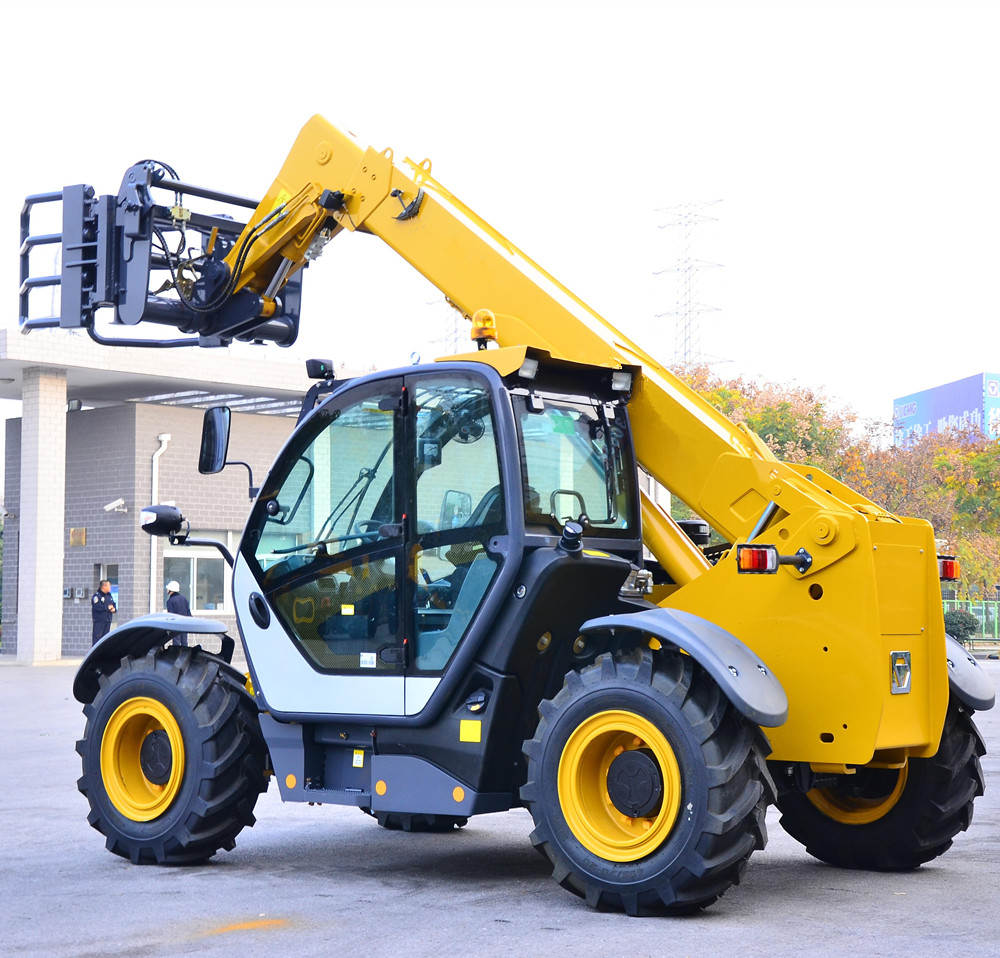 efficient and safe material handler machine 3ton 6m telehandler for sale