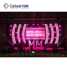 High quality rental indoor advertising p3.9 led display screen