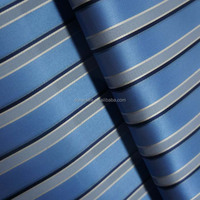 blue white stripe fabric