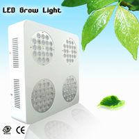 Affordable Led Grow Light 240w GS-Znet4-240w Hyroponics Lamp Lighting for Greenhouse White & Red Case