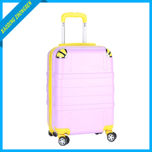 ABS trolley luggage/ABS PC luggage set/hard luggage case