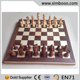 3 in 1 Portable Wooden Chess Piece Strategy Games for 2 Players Backgammon Checkers