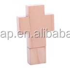 cross shape usb flash drive