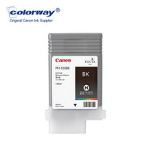 PFI-102 Original ink cartridge Matt black For Canon LP17 / LP24, iPF500 / 600 / 605 / 610 / 650 / 655, Canon iPF700 / 710 / 720