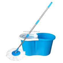 Household cleaning product yongkang spin mop with PP bucket cheap mop
