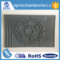 Professional Manufacturer recycled tire rubber mat silicon rubber mat