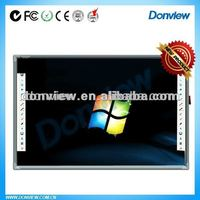 2013 new touch sensitive smart board for school