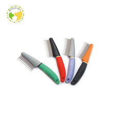 Stainless pet flea comb pet brush grooming comb