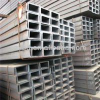 weight of steel channel sections