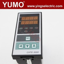 CXTE 3000 Series 96*48 J type relay Temperature Controllers SSR output 220V digital on off controller