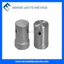 YG8 Solid Carbide Nozzles / carbide wear parts / tungsten carbide sprayer