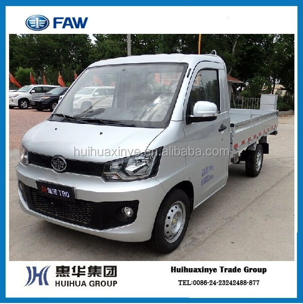 FAW T80 CHINA MINI PICKUP TRUCK FOR SALE