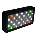 US/UK/DE warehouse Chinese Black Box LED Aquarium Light Full Spectrum Dimmable Quiet Fan Thicket PCB 2 Plug 2 Switches