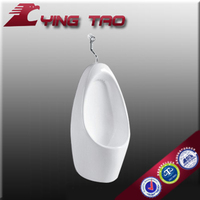 ceramic water free public urinal portable urinal waterless urinal