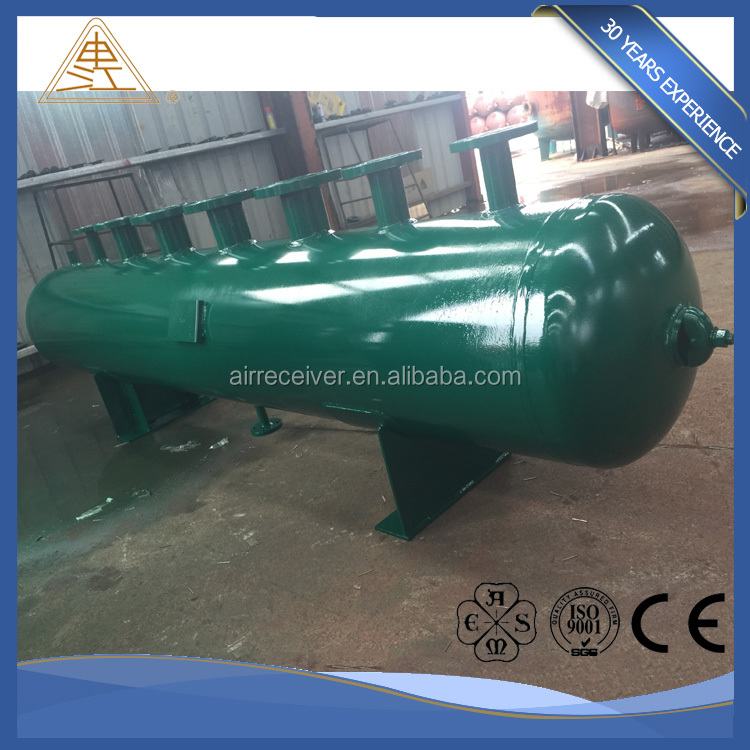 Hot sale high quality carbon steel air buffer air storage tank import china goods