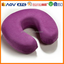 comfortable goods from china Linsen memory foam electric heated neck pillow